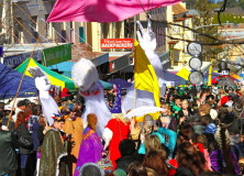 LGBTI entry for Winter Magic Parade
